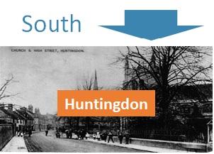South - Huntingdon