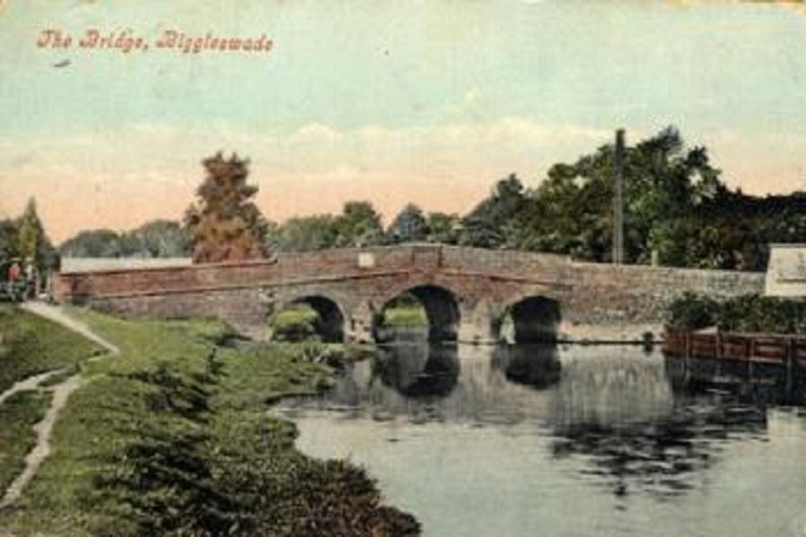 biggleswade bridge 1905