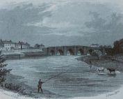 Tees Bridge - Croft - 1867