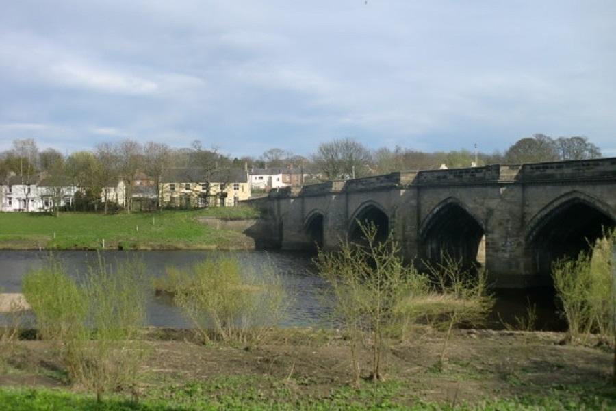 Croft - Tees Bridge