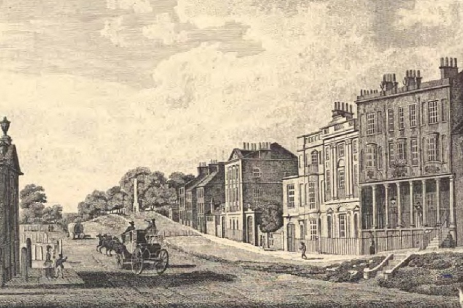 doncaster south parade 1804