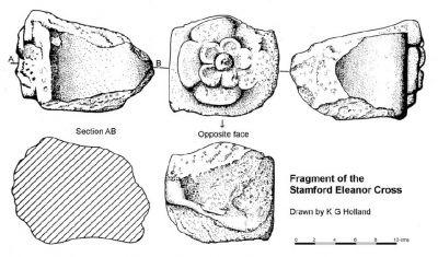 eleanor cross fragments