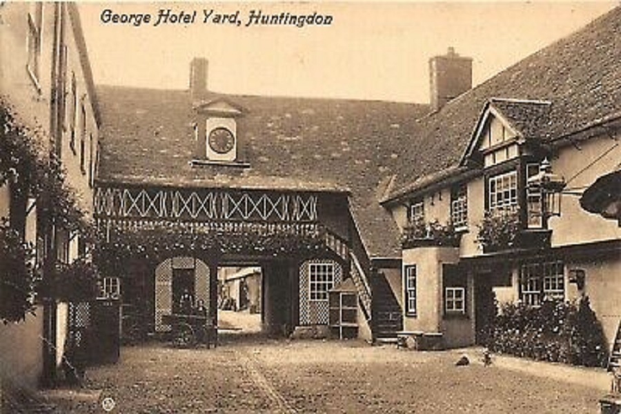 hintingdon - george - hotel
