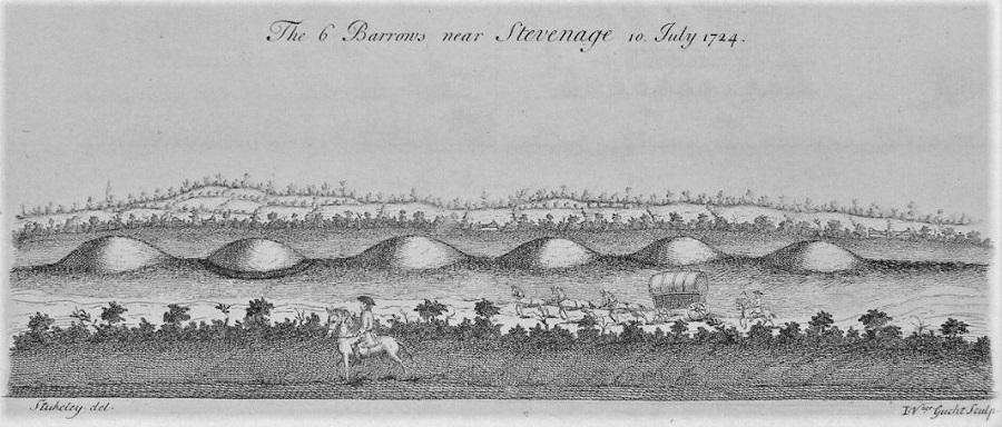six-hills-stukeley-1724