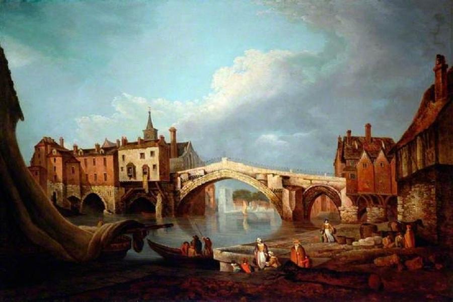 Ouse Bridge - 1784