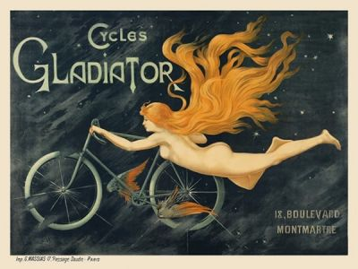 Clément-Gladiator Poster