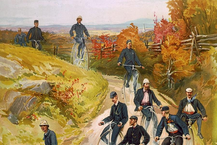 Cycling c1887