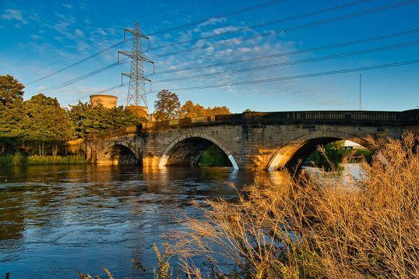 Ferrybridge - 1804 Bridge