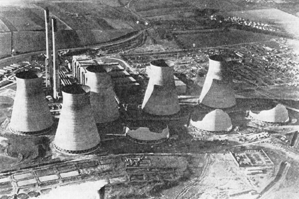 Collapsed Towers 1965