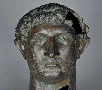 Emperor Hadrian - Bronze
