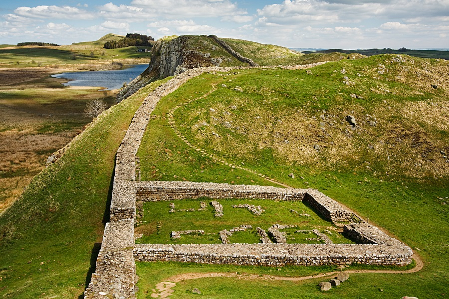 Hadrian's Wall - Milecastle 39