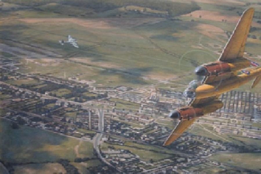 de Havilland Mosquito - Hatfield