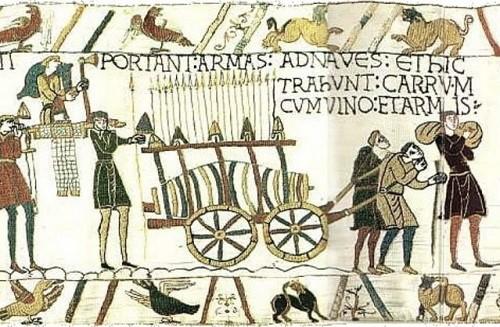 medieval-wagon