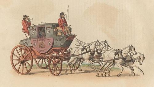 post coach c 1804
