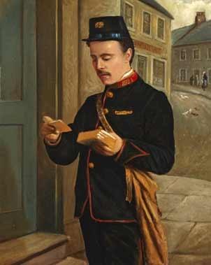 Letter Carriers Uniform