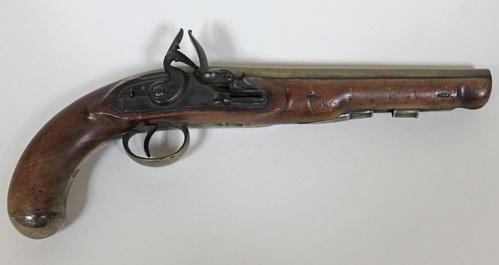 Post - Flintlock Pistol