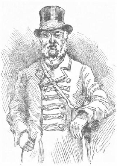 Post Guard - Moses James Knobbs