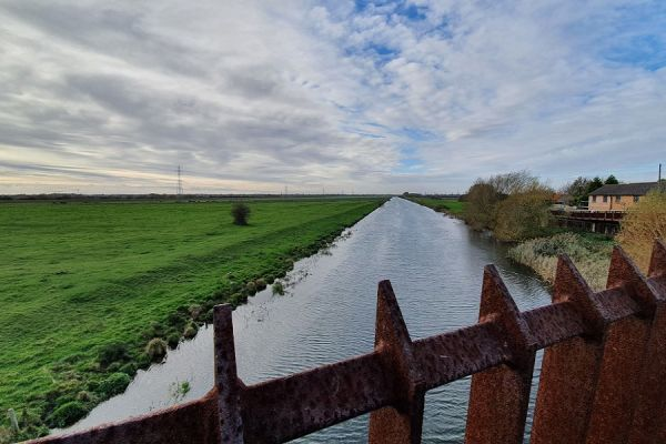 River Nene - East of Peterborough