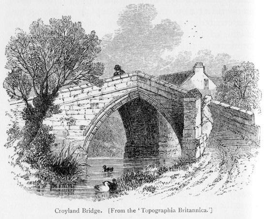 welland - trinity bridge crowland