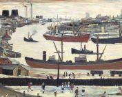 River Wear Sunderland - Lowry