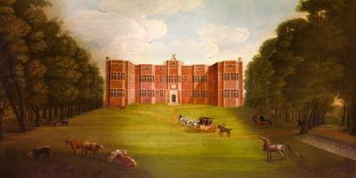 Stilton- Quenby Hall