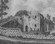Catterick Bridge and Chapel - 1787
