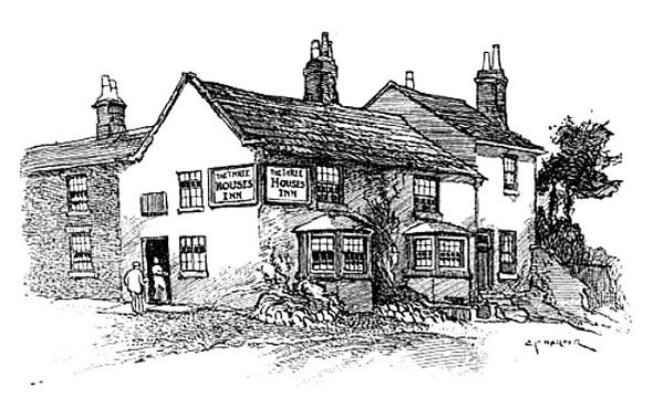 Three Houses Inn, Sandal