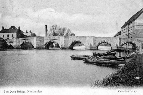 Great Ouse - Huntingdon Bridge