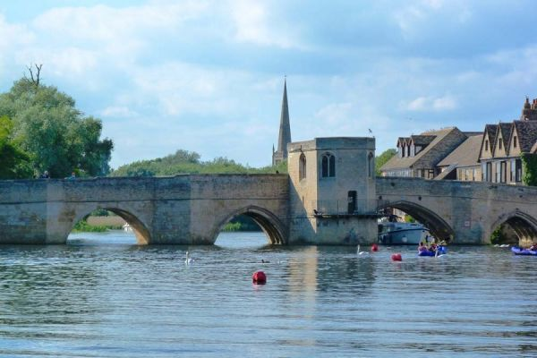 Great Ouse Bridge at St Ives
