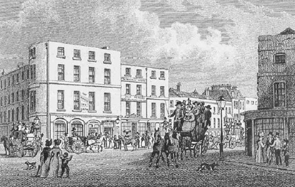 Angel Inn - 1828
