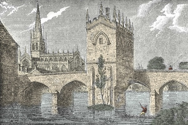 Rotherham - River Don - Chantry Chapel