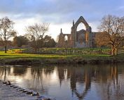 River Wharfe and Bolton Abbey