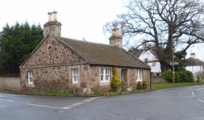 Goatfield Toll House - Haddington