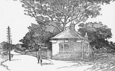 Toll House - Potters bar - Harper