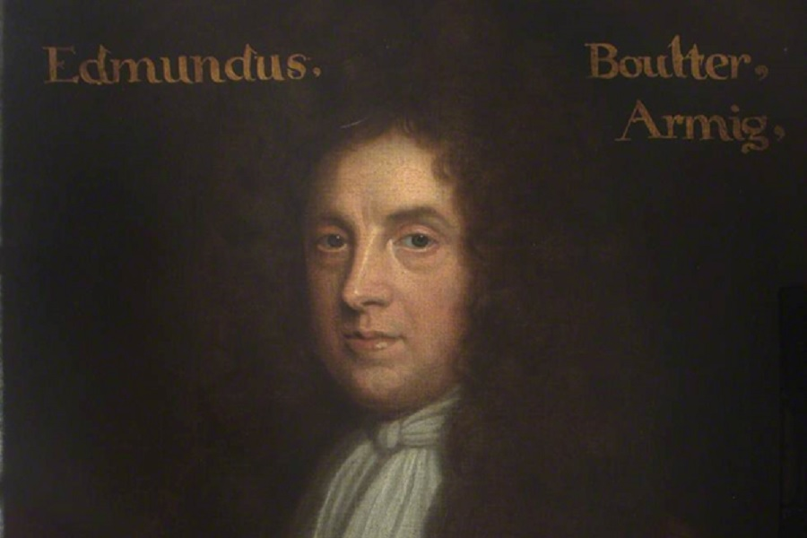 Edmund Boulter - 1705